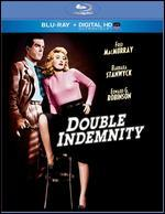 Double Indemnity [Includes Digital Copy] [UltraViolet] [Blu-ray]