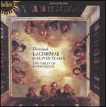 Dowland: Lachrimae or Seven Teares