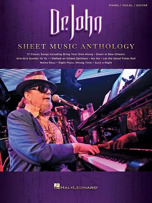 Dr. John Sheet Music Anthology - Dr John