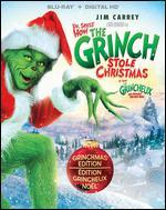 Dr. Seuss' How Grinch Stole Christmas [15th Annivesary Edition] [Blu-ray]