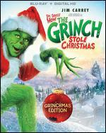 Dr. Seuss' How the Grinch Stole Christmas [Includes Digital Copy] [UltraViolet] [Blu-ray]