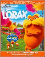 Dr. Seuss' The Lorax [2 Discs] [Includes Digital Copy] [Blu-ray/DVD]