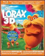 Dr. Seuss' The Lorax [3D] [Blu-ray]