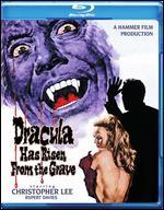 Dracula Has Risen from the Grave [Blu-ray]
