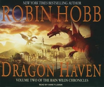 Dragon Haven - Hobb, Robin, and Flosnik (Narrator)