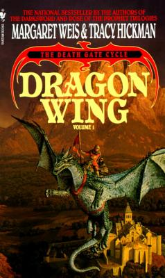 Dragon Wing: The Death Gate Cycle, Volume 1 - Weis, Margaret, and Hickman, Tracy