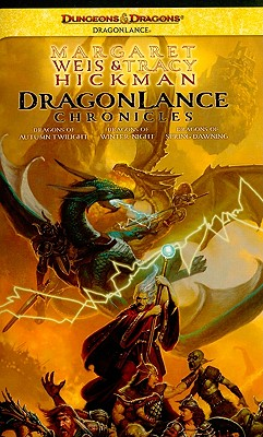 Dragonlance Chronicles Omnibus - Weis, Margaret, and Hickman, Tracy, and Williams, Michael