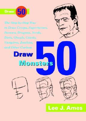 Draw 50 Famous Cartoons - Ames, Lee J