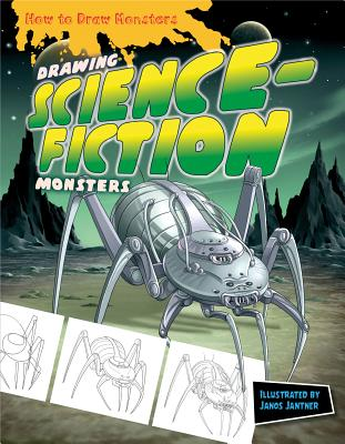Drawing Science-Fiction Monsters -