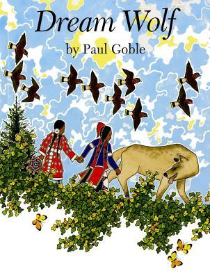 Dream Wolf - Goble, Paul
