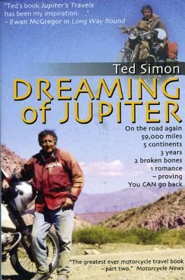 Dreaming of Jupiter - Simon, Ted