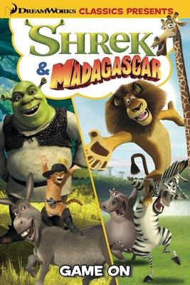 Dreamworks Classics, Shrek & Madagascar, Game On - Abnett, Dan, and Gallant, Shannon (Artist)