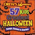 Drew's Famous 57 Kids Greatest Halloween Songs, Games & Stories