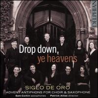 Drop Down, Ye Heavens - Angus McPhee (bass); Ben McKee (bass); Bethany Partridge (soprano); Christine Buras (soprano); David Le Prevost (bass);...