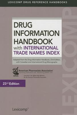 Drug Information Handbook with International Trade Names Index 2014-2015 - Lexi-Comp