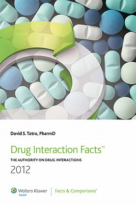 Drug Facts And Comparisons Book