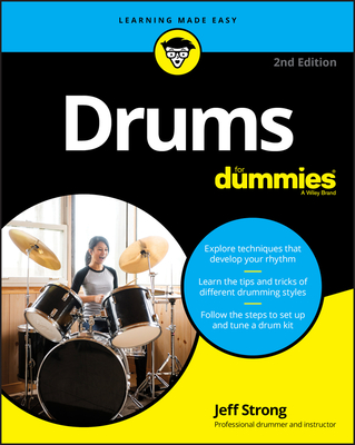 Drums for Dummies - Strong, Jeff