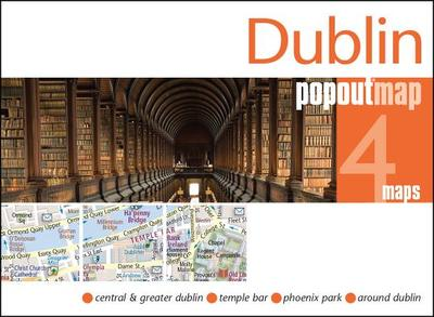 Dublin Popout Map -