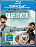Due Date [2 Discs] [Blu-ray/DVD]