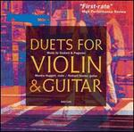 Duets For Violin & Guitar