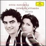 Duets - Anna Netrebko (soprano); Nadine Weissmann (mezzo-soprano); Nicola Luisotti (vocals); Rolando Villaz�n (tenor); Dresden Staatskapelle; Nicola Luisotti (conductor)