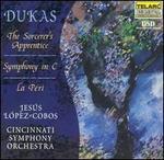 Dukas: The Sorcerer's Apprentice; Symphony in C; La Peri