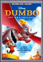 Dumbo [70th Anniversary Edition] [2 Discs] [DVD/Blu-ray]