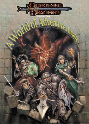 Dungeons and Dragons Adventure Game: The Adventure Begins Here! - Tweet, Jonathan, and Collins, Andy, and Carl, Jason