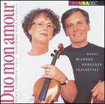 Duo mon amour - Friedemann Kupsa (cello); Renate Eggebrecht-Kupsa (violin)