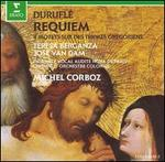 Duruflé: Requiem; 4 Motets on Gregorian Themes