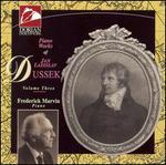 Dussek: Piano Works, Vol. 3