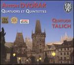 "Dvor�k: 4 Quatours; 2 Quintettes (Includes bonus CD, ""Travelling"")"