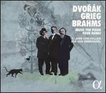 Dvorák, Grieg, Brahms: Music for Piano Four Hands