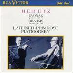 Dvorák: Quintet, Op. 81; Brahms: Sextet, Op. 36