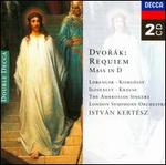 Dvorák: Requiem; Mass in D