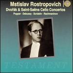 Dvorák, Saint-Saëns: Cello Concertos