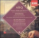 Dvorák, Schumann: Piano Quintets