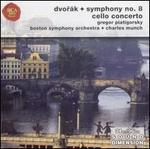 Dvorák: Symphony No. 8; Cello Concerto