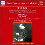 "Dvor�k: Symphony No. 9 ""From the New World""; Carnival Overture; Scherzo Capriccioso; Smetana: The Moldau"
