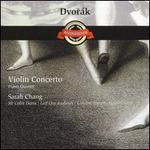 Dvorák: Violin Concerto; Piano Quintet