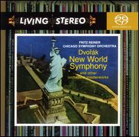 Dvorák's New World Symphony and Other Orchestral Masterworks - Chicago Symphony Orchestra; Fritz Reiner (conductor)