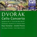 "Dvorak: Cello Concerto; Symphony No. 9 ""From the New World""; Tchaikovsky: Variations on a Rococo Theme"