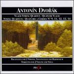 "Dvorak: In Honorem ""Quatuor Vlach"""
