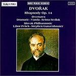 Dvorak: Rhapsody; Overtures
