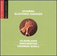 Dvorak: Slavonic Dances - Cleveland Orchestra; George Szell (conductor)