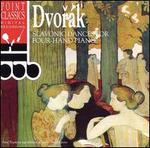 Dvorak: Slavonik Dances for 4-hand piano