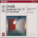 Dvorak: Symphonies Nos. 7, 8 & 9