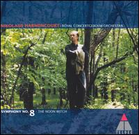 Dvorak: Symphony No. 8; The Noon Witch - Royal Concertgebouw Orchestra; Nikolaus Harnoncourt (conductor)