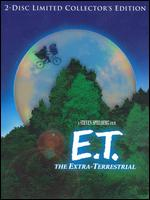 E.T. The Extra-Terrestrial [P&S Limited Collector's Edition] [2 Discs] - Steven Spielberg