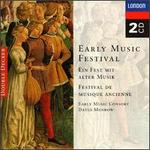 Early Music Festival - Early Music Consort of London; Grayston Burgess (counter tenor); James Bowman (counter tenor); Janita Noorman (mezzo-soprano); John Frost (baritone); Martyn Hill (tenor); Musica Reservata; Nigel Rogers (tenor)